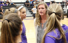 Coach Phillips joins volleyball coaching staff