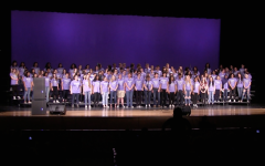 "IHS Choir Relives The ""Decades"" For Their Final Concert"