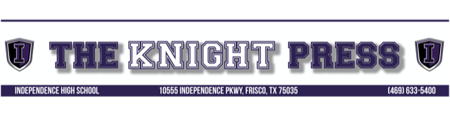 The student news site of Independence High School in Frisco, Texas