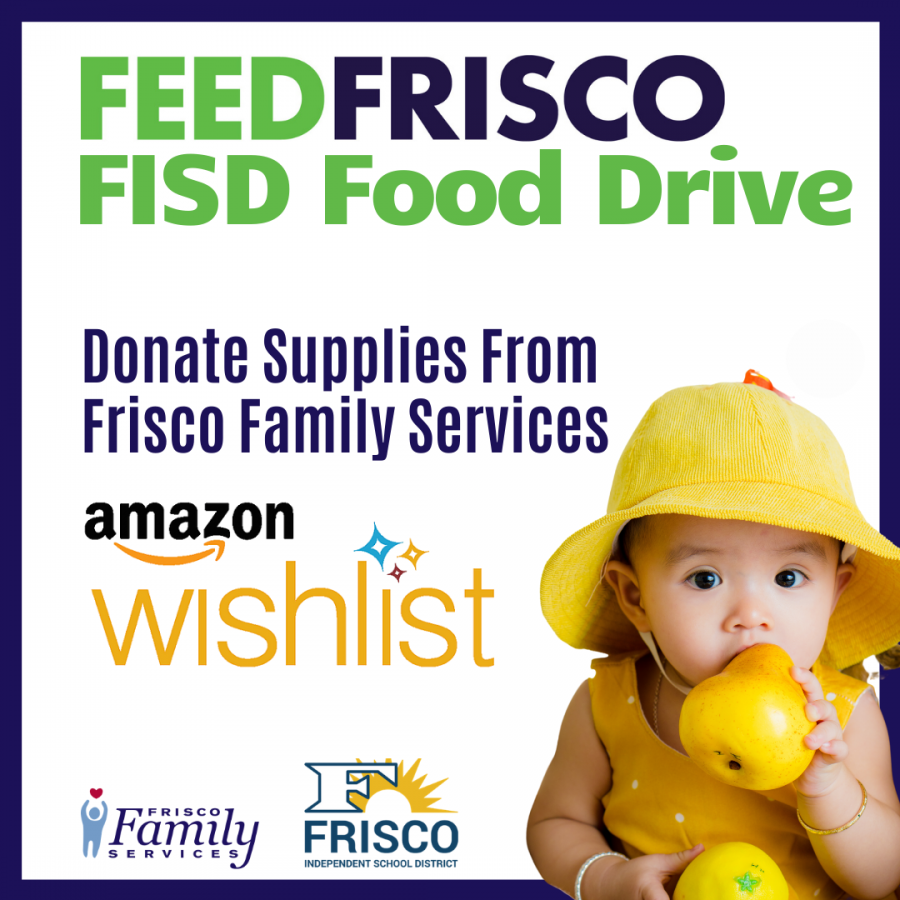 Frisco Family Services hosts virtual food drive