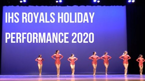 IHS Royals Holiday Performance