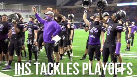 IHS tackles playoffs