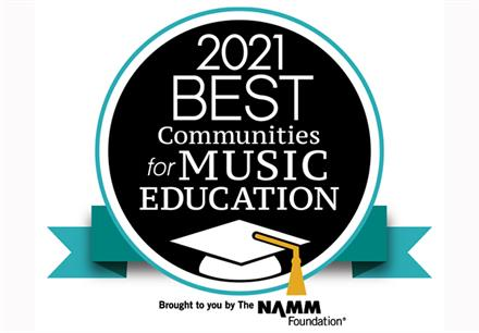 Frisco ISD receives recognition for music program