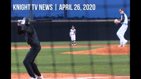 Knight TV News, April 26, 2021