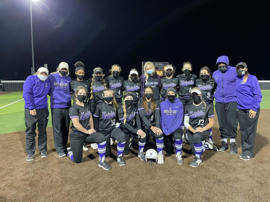 Knights+softball+season+recap