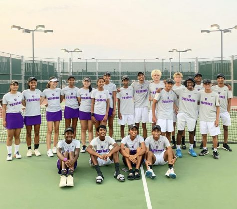 IHS Tennis ranks number one in state