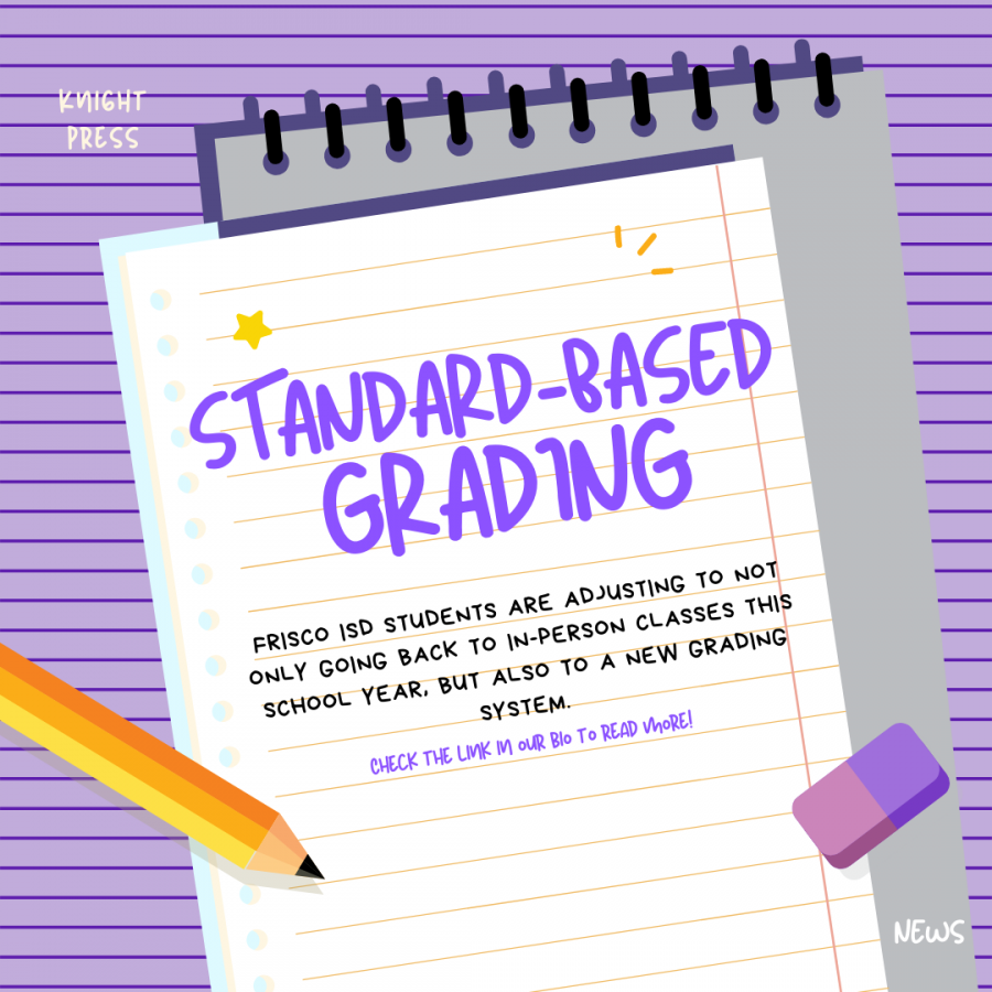 Frisco ISD introduces Standards- Based Grading