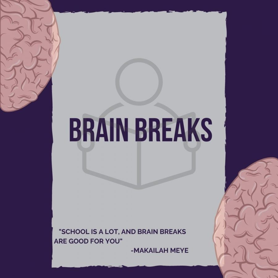 How brain breaks are implemented at IHS